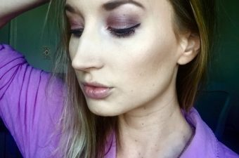 Purple Eye Shadow: A Love Story