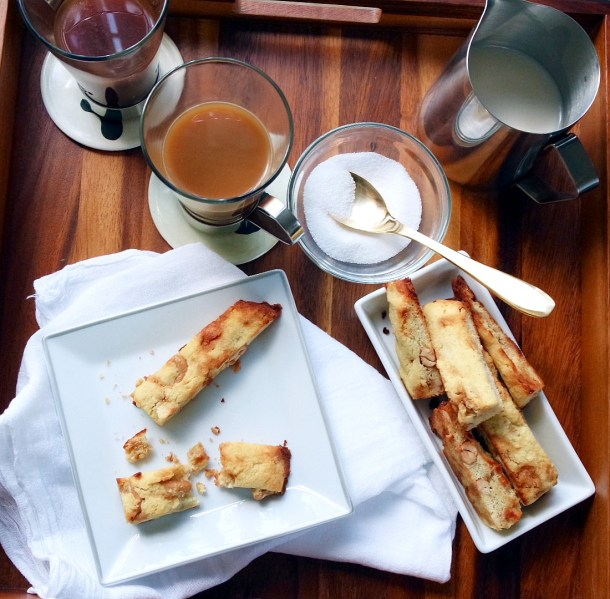 Toffee Nut Biscotti Recipe