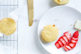 Lemon Lime Soda Muffins-Because You Can't Have Cake For Breakfast.