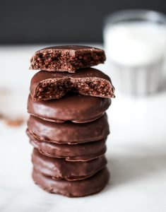 Low Carb Gluten Free Thin Mints-1794