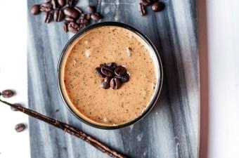 Pimp Your Peanut Butter! Vanilla Bean + Espresso Peanut Butter