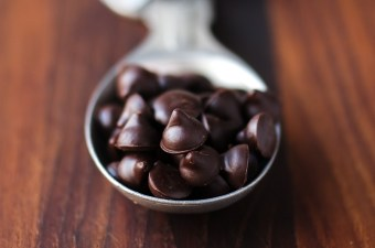 DIY Low Carb Dark Chocolate Chips