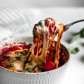 Marinara Veggie Bake