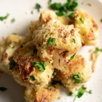 Highly Addictive 🚨 Parmesan Roasted Cauliflower {Low Carb & GF}
