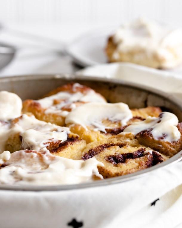 Pretty Easy!) Keto Yeast Dough Cinnamon Rolls - Inspector