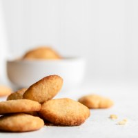 Copycat Keto Vanilla Wafers That Are Actually Crisp!