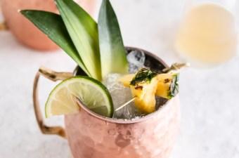 The Ferris Muler Cocktail