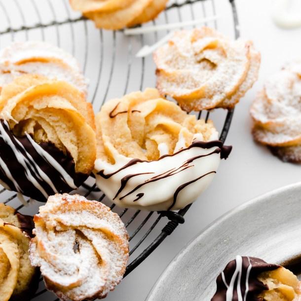 Keto Butter Cookies!