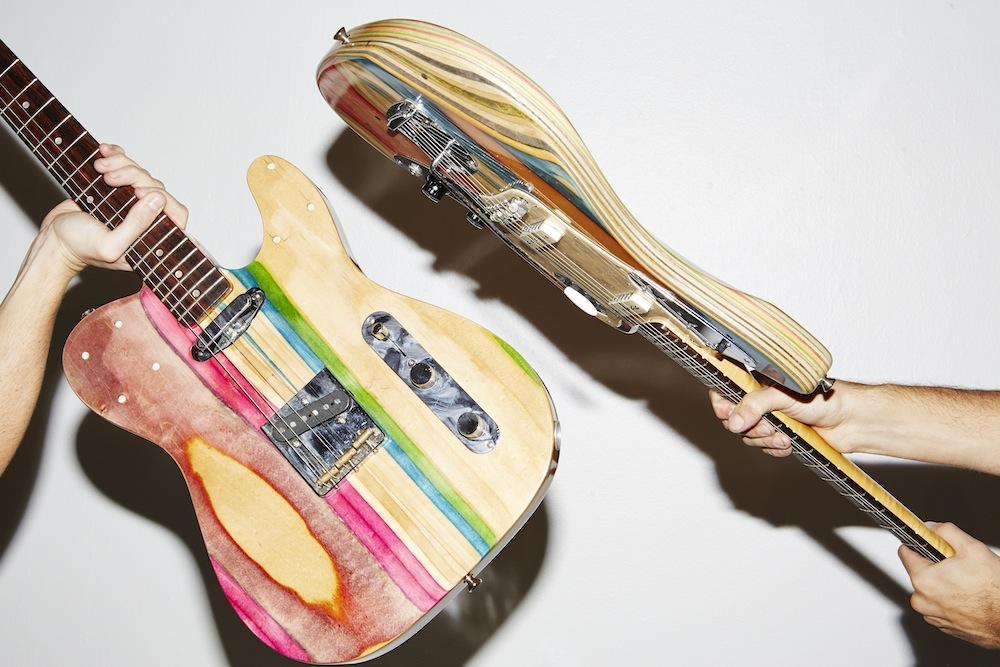 Skate Prisma Guitars