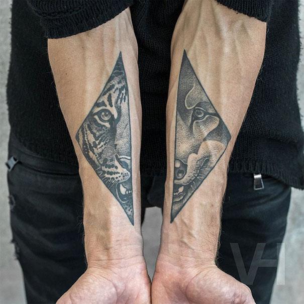 tatuagens-simetricas-natureza-pontilhismo-12
