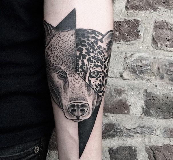 tatuagens-simetricas-natureza-pontilhismo-13