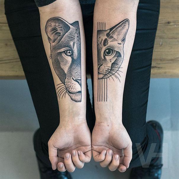 tatuagens-simetricas-natureza-pontilhismo-14