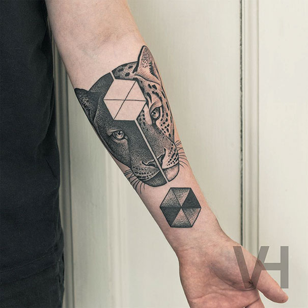 tatuagens-simetricas-natureza-pontilhismo-2