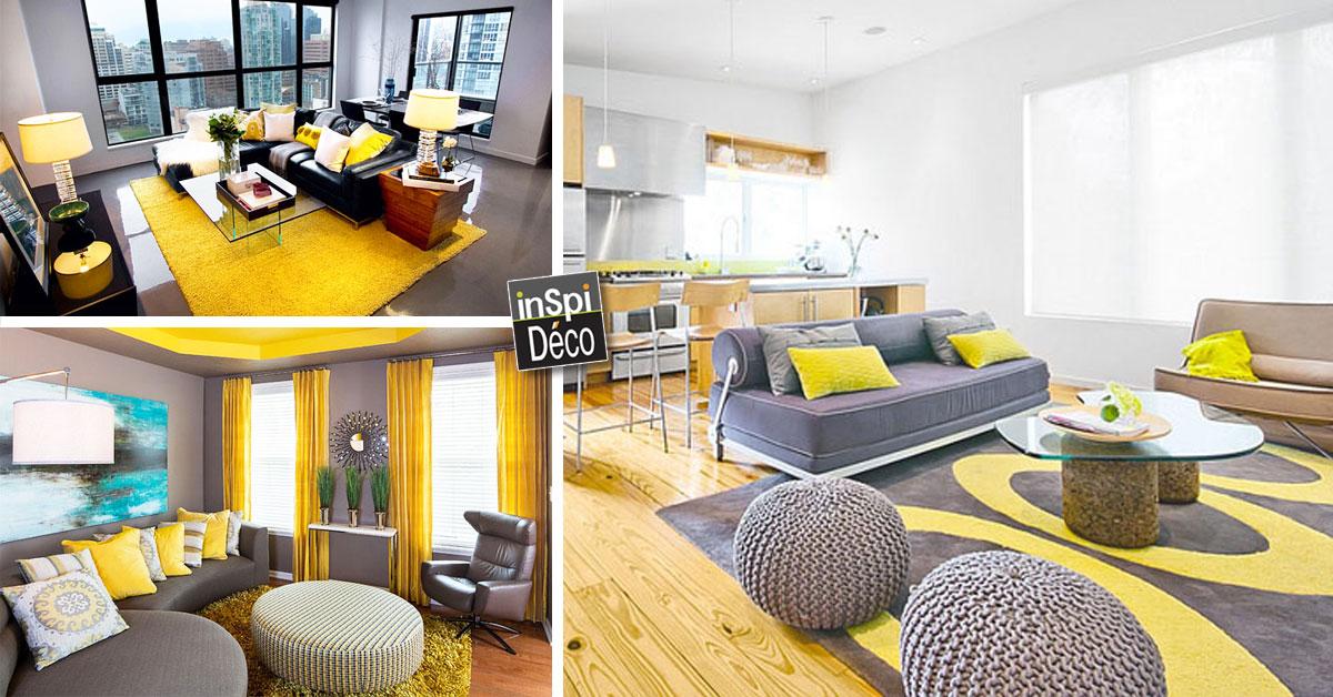 Idees Deco Salon 40 Id Es D Co Pour Le Salon Elle D