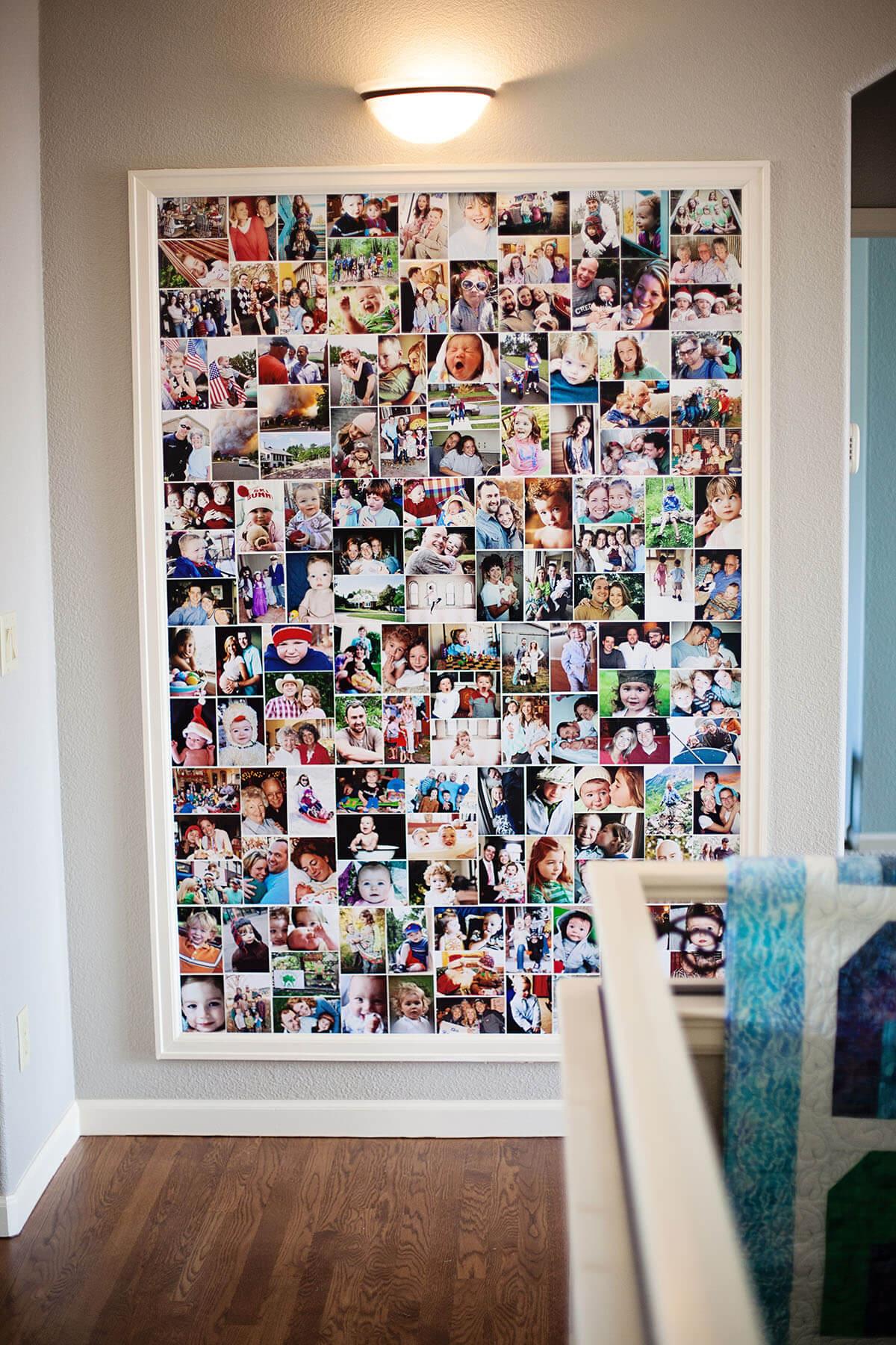 Dcorer Avec Ses Photos De Famille De Manire Crative 20