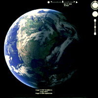 Bible Events Seen From Google Earth