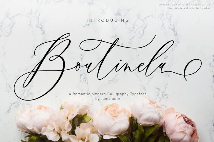 boutinela-script
