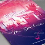 Newness of Life Church Bulletin Template