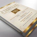 Independence Banquet Flyer Word Publisher Template