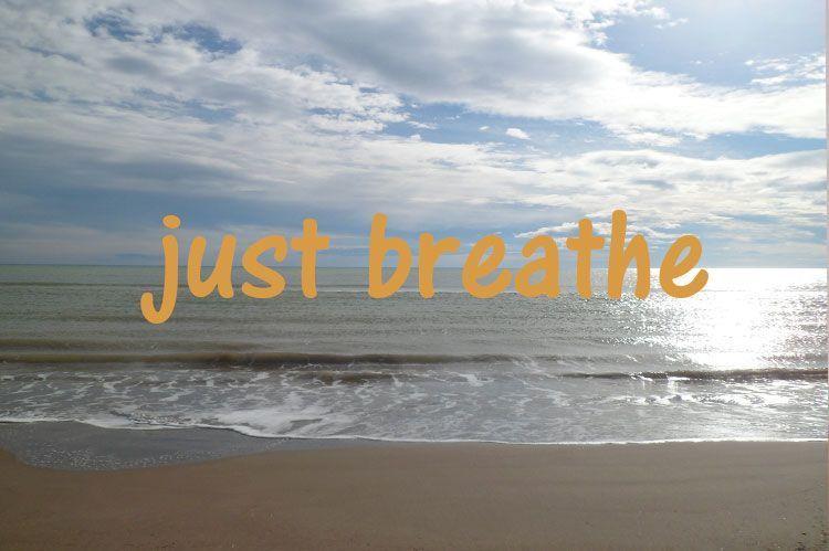 volver a la respiracion natural