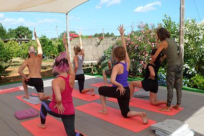 yoga retreats and holidays in Ibiza