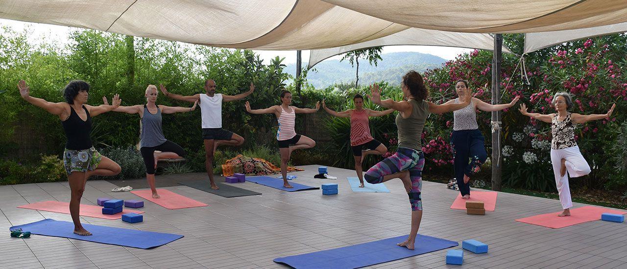 Retiro de yoga en Ibiza con Laura Ruiz