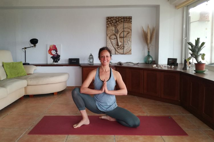 Clases yoga online