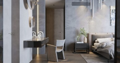 Bedroom Furniture Interior Design  - tonlonkhu / Pixabay