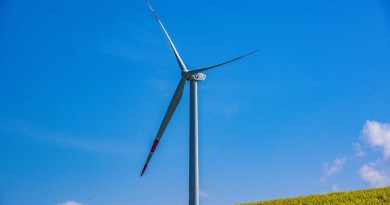 Pinwheel Current Wind Power