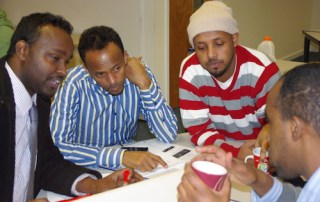 London Somali Youth Forum Business Planning