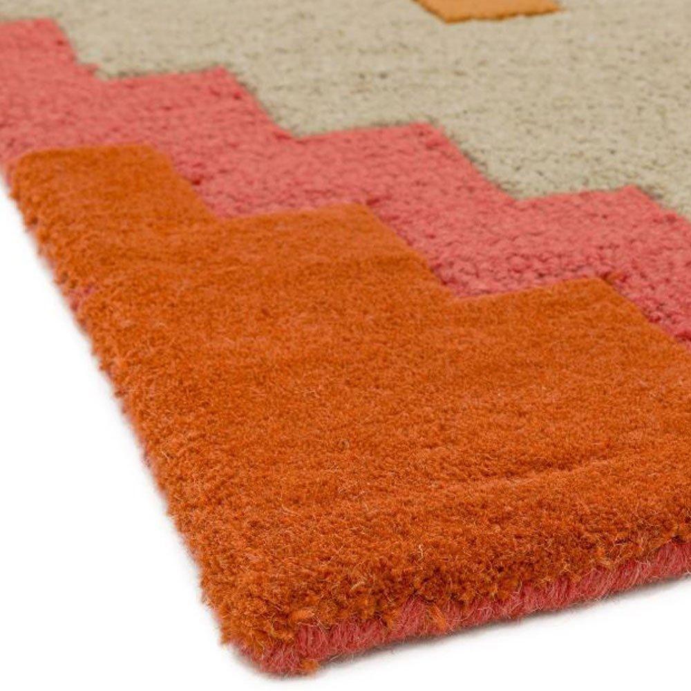 tapis haut de gamme multicolore cuzzo par joseph lebon