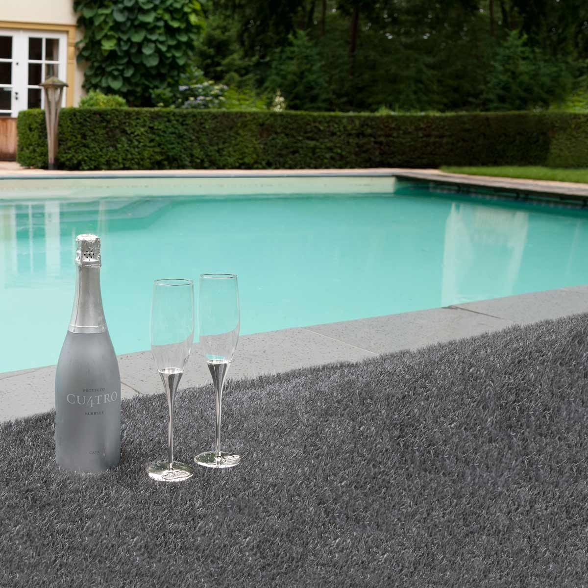 tapis de luxe de terrasse