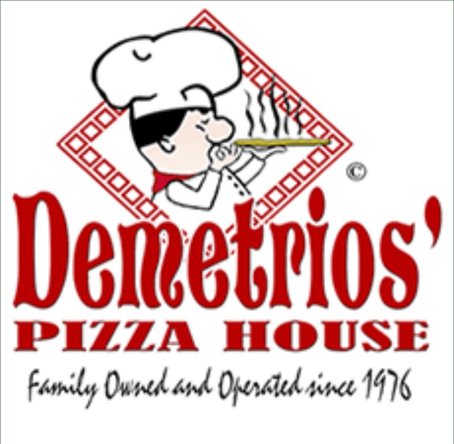 Demetrios Pizza 150x150