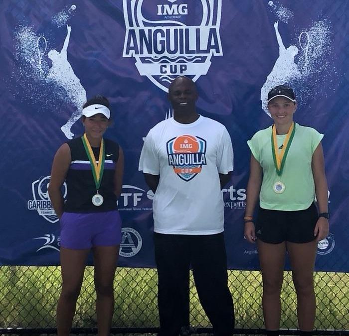 Sofia Rojas Makes ITF Grade 3 Finals