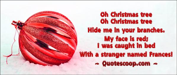 12 Humorous And Funny Christmas Poems And Lyrics