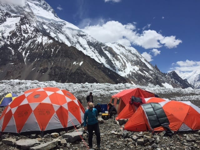 """Jake's Blog #15 : """"Welcome to acclimatisation!"""""""
