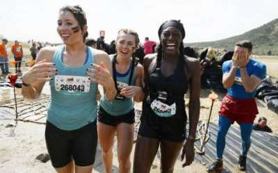 """New Sky TV Show Chooses IDG and Sandhurst to Help Prepare Elite Olympians for """"Tough Mudder"""" Challenge"""