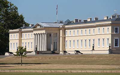 Leadership Insights at Royal Military Academy Sandhurst
