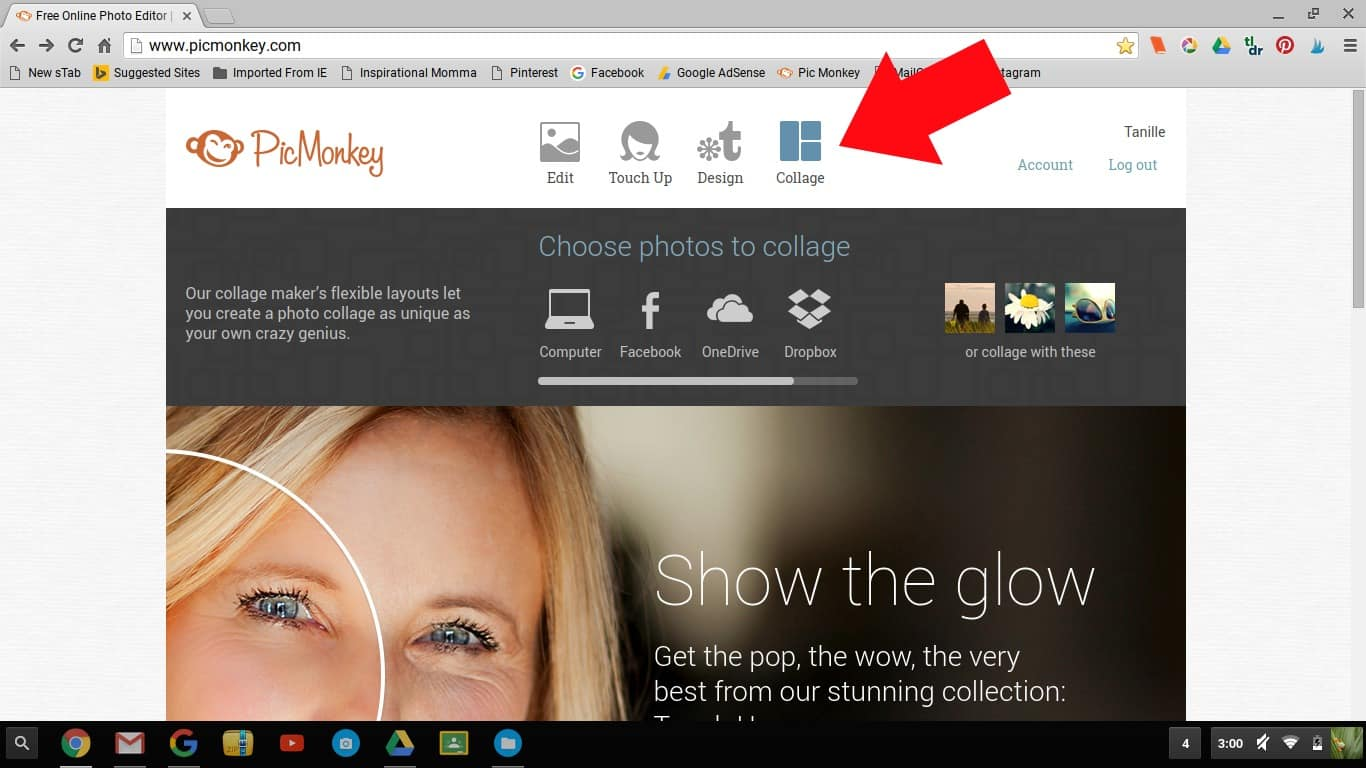 Create An Invitation With PicMonkey