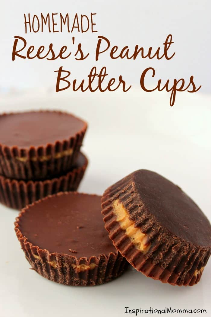 homemade peanut butter cups reese s peanut butter cups 12562
