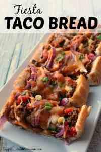 Fiesta Taco Bread