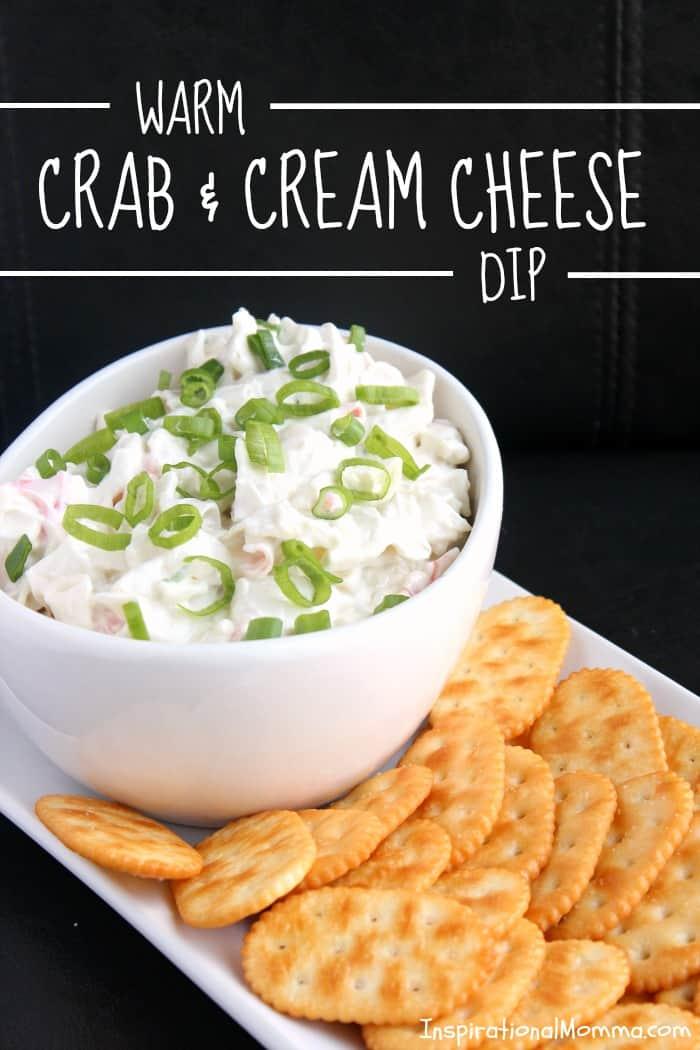 recipe: crabmeat and cream cheese dip [19]