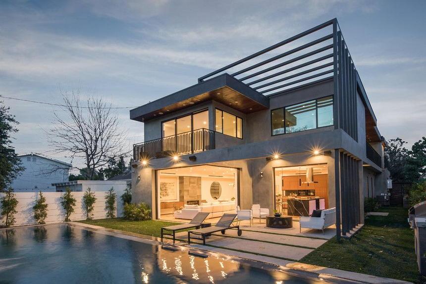 Modern Contemporary House Exterior Design Ideas ...