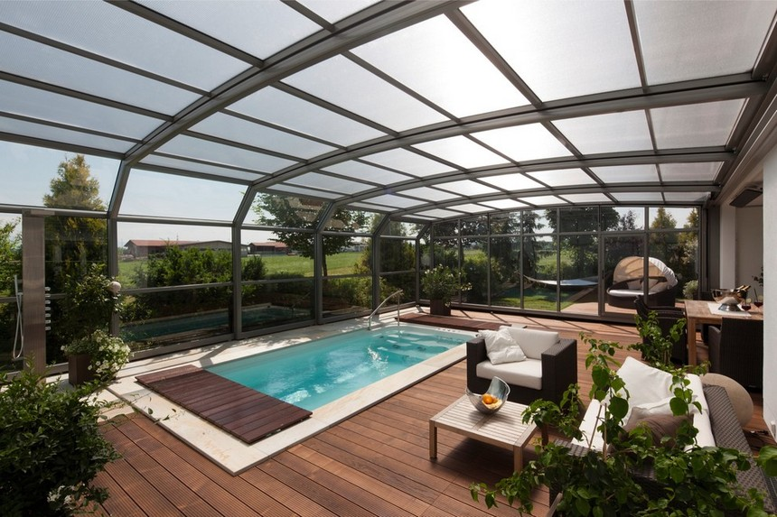 Covered and Enclosed Outdoor Living Spaces | DIY Motive on Enclosed Outdoor Living Spaces  id=55923