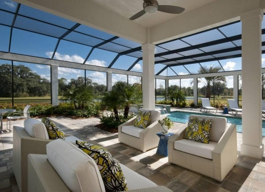 Covered and Enclosed Outdoor Living Spaces | DIY Motive on Enclosed Outdoor Living Spaces  id=90821