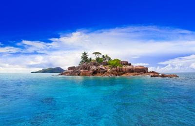 Fisherman Wondrous Island