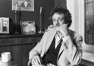Kurt Vonnegut How to Short Story