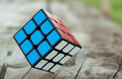 Rubiks Cube Enlightenment 400 x 260