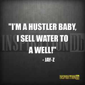 Jay-Z Quote Poster