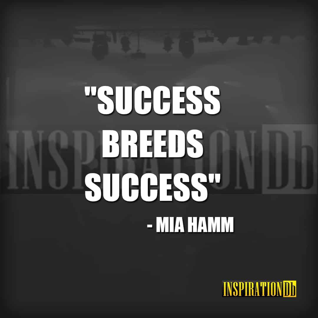 Mia Hamm Quotes 3